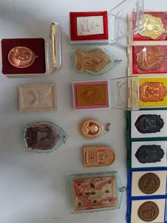 Cheap Thai Amulets at affordable rent