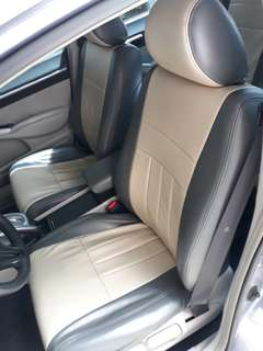 Seatcover leatherette for civic fd 2006-2011