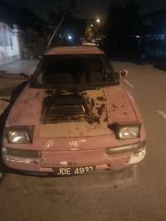 Mazda astina turbo