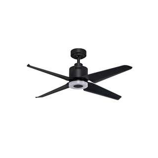 "KAZE QUADRO Ceiling Fan 48""/54"" + 18w LED - EDDC Motor"