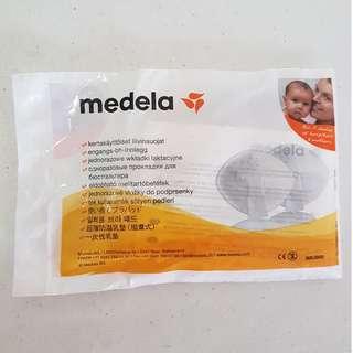 Brand New Medela 2pcs Disposable Breastpads