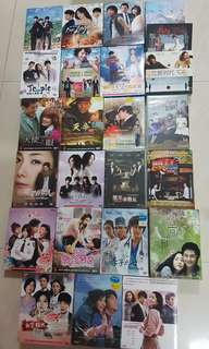 Korean Drama DVD / VCD