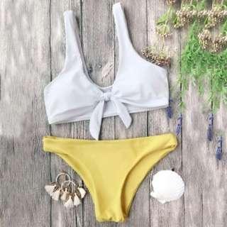 Knotted Bikini Set 220201504 KMT