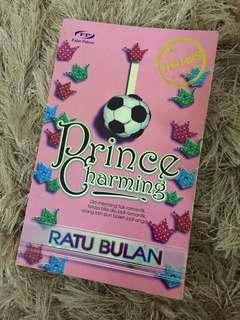 "Novel melayu ""Prince Charming"""