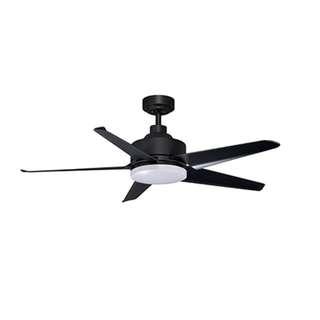 "KAZE QUINTO Ceiling Fan 50""/56"" + 20w LED - EDDC Motor"