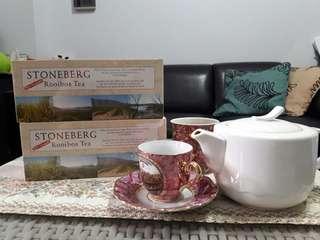 🚚 南非國寶茶