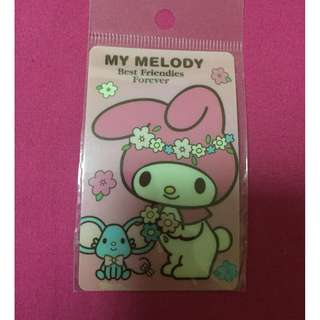 🆕My Melody / LTS Little Twin Stars - Ezlink / MRT / Bus Card Stickers