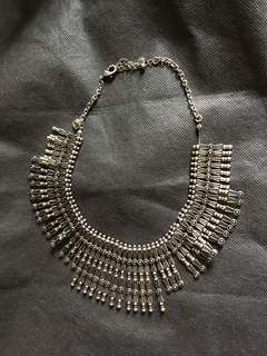 Necklace。易襯頸鍊三條