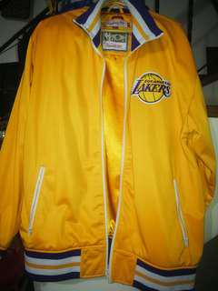 Authentic LA Lakers jacket XL