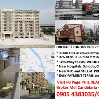 #orchard condos pasig near eastwood via pag ibig