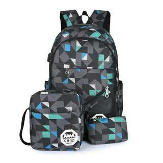 Backpack 3in1