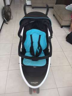 Stroller Cocolatte Trip Nego