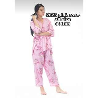 Piyama Kimono Panjang