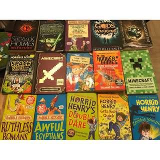 33 book set