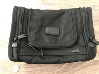 Tumi nylon oxford旅行清潔用品袋