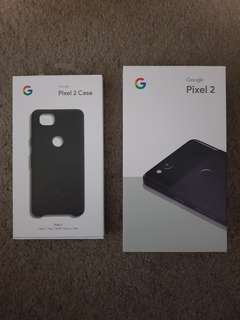 Never Used Pixel 2 128GB