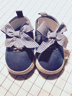 🚚 Denim Baby Shoes