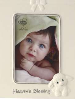 Precious Moment Luffie Lamb Photo Frame