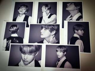 [WTS] TAEHYUNG TWT FINAL FACE PHOTO COLLECTION