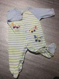 Sleepsuit baby 6-12m