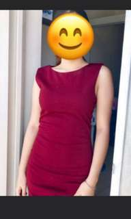 Zalora bodycon (repriced)