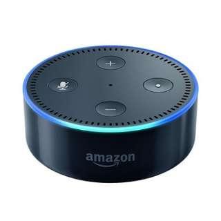 Amazon Echo Dot (2nd Generation) 聲控喇叭
