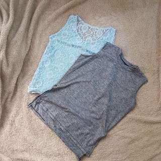 Bundle sleeveless