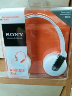 Sony Bluetooth Headset