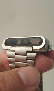 Amida jumphour vintage watch
