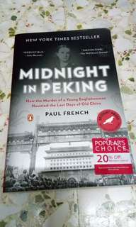 Popular's choice : Midnight in Peking