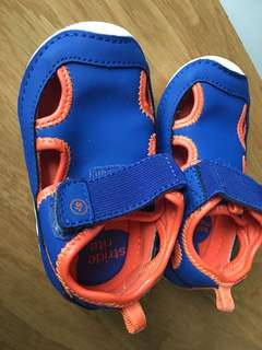 Stribe Rite Baby Shoes