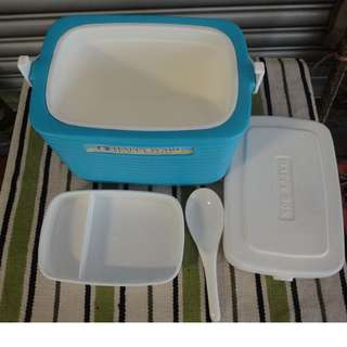 Happyware Rectangular Picnic Cooler - 6L