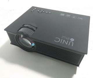 Wifi portable projector
