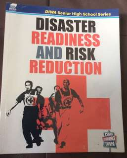 SHS: Disaster Readiness and Risk Reduction