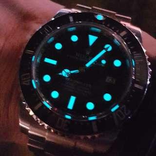 Rolex Sea-Dweller SD4kC 116600 Ceramic