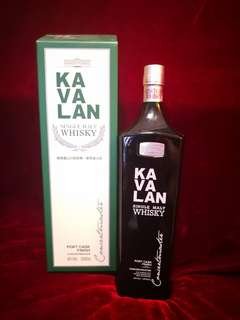 1000ml kavalan single malt whisky port cask