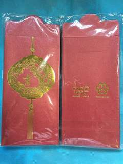 6 pcs Club West Tampines West Red Packets