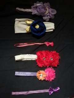 Turbans headbows