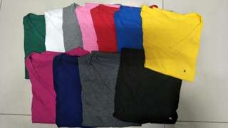 assorted v-neck blouse