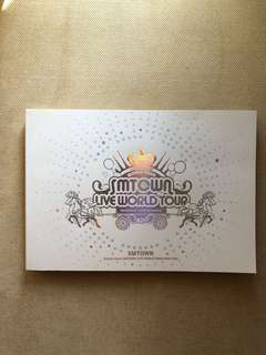 SMTown Live World Tour Photobook