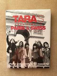 T-ARA Paris & Swiss Photobook