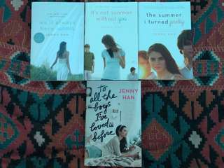 Book Bundle : Jenny Han Collection