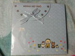 大口仔MinnaNoTabo包裝紙盒