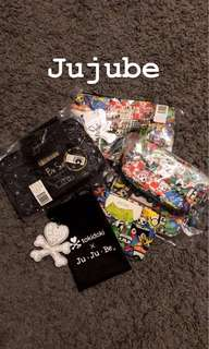🚚 Jujube x tokidoki be quick, fuel cell and be set