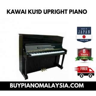 kawai ku1d upright piano