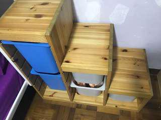 IKEA Trofast Shelves