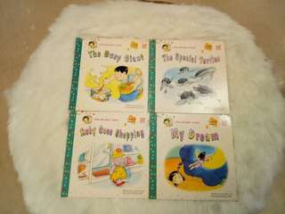 Children's Books (1pc at $0.80 each); (10pcs & above at $0.60 each) & (30pcs & above at $0.30 each)