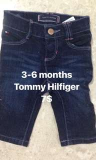 Tommy Hilfiger baby Jeans