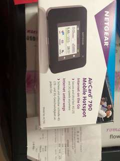 NetGear Pocket Wifi