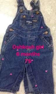 Oshkosh baby Jumper